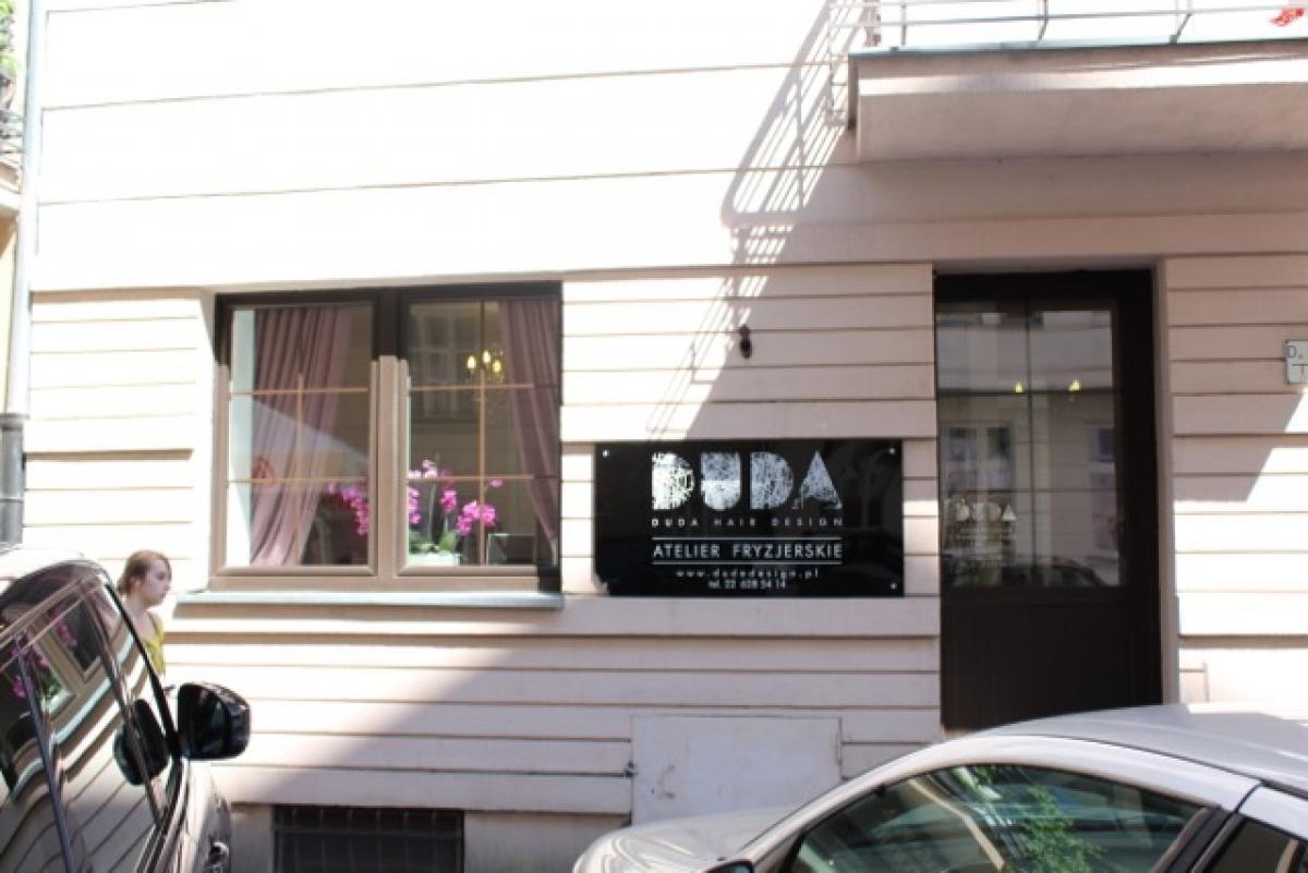 Duda Hair Design Warszawa Image 1