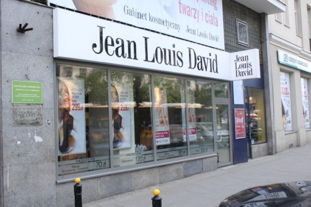 John Louis David Fryzjerzy Warszawa Image 1