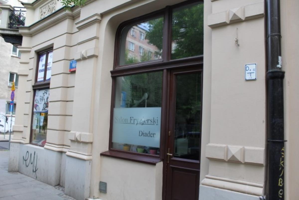 Salon Fryzjerski Diadem Warszawa Image 1