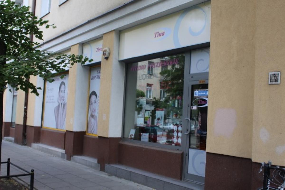 Tina Fryzjerzy Warszawa Image 1